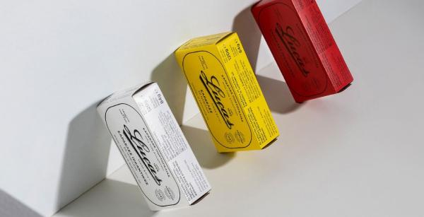 Lucas Sardines Packaging Redesign