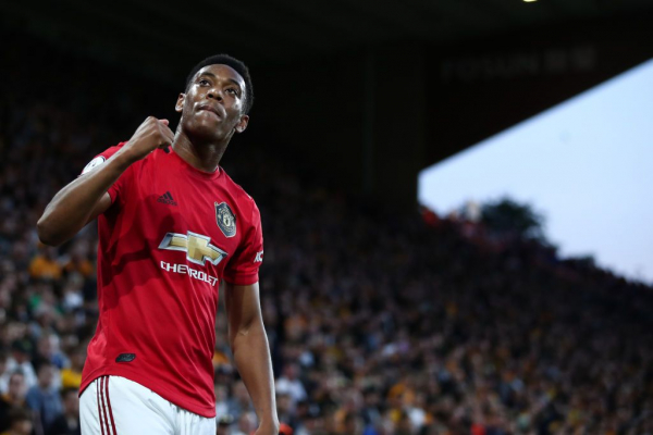 Ole Gunnar Solskjaer should be 'very pleased' with Anthony Martial's performance against Wolves, says Ryan Giggs