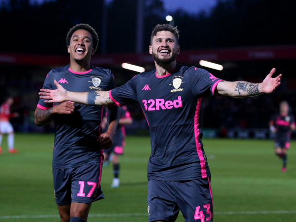 Salford v Leeds: Marcelo Bielsas side comfortably see off Class of 92 in Carabao Cup