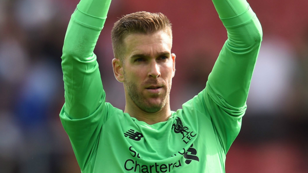 'It's normal for a Liverpool goalkeeper to tick that box!' - Klopp backs Adrian after Southampton howler