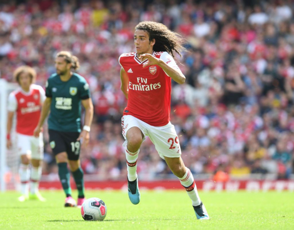 Arsenal keen to tie Matteo Guendouzi down to new £70,000-a-week five-year deal