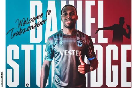 Ex-Liverpool striker Sturridge signs for Trabzonspor