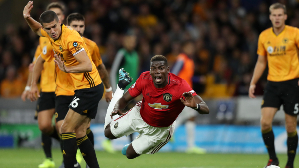 'I was fuming' - Neville slams Man Utd after Pogba penalty miss against Wolves