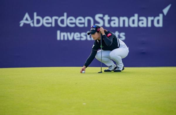 Jutanugarn Keen to Keep Ladies Scottish Open Trophy in the Family
