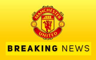 Contract talks: Manchester United offer two-year deal to star ahead of potential free transfer