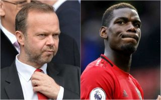 Why Ed Woodward is too scared to allow Paul Pogba a transfer away from Manchester United