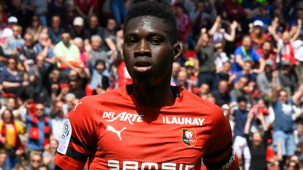Ismaila Sarr: Watford give update on record signing ahead of Everton tie