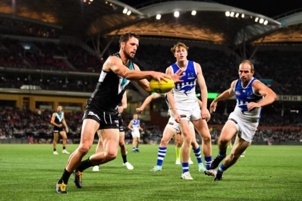 FINAL TEAMS: North Melbourne vs Port Adelaide