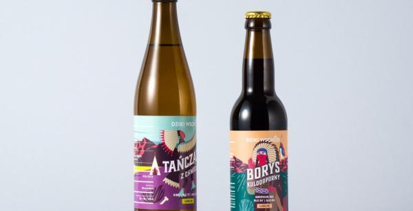 Dziki Wschód Brewery Packaging