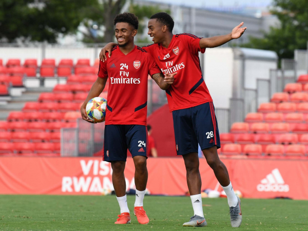 Arsenal news: Mesut Ozil encourages Reiss Nelson and Joe Willock to believe in their abilities