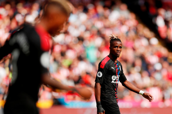 Wilfried Zaha must put his transfer frustrations aside to help Crystal Palace