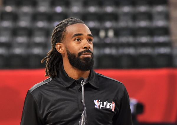 Utah Jazz's Mike Conley Q&A: 'Memphis made me; I grew up there'
