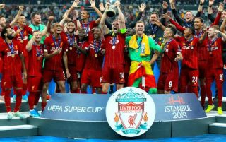 Some Liverpool fans wrongly celebrate overtaking Manchester United on total trophies