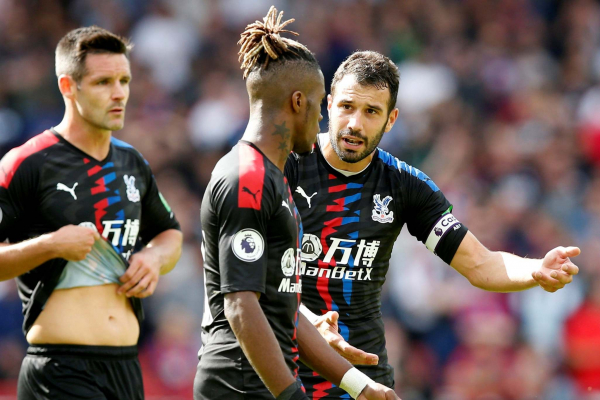 Luka Milivojevic warns Crystal Palace teammates to expect worse weekend at Man Utd if they dont improve