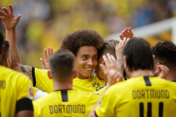 Axel Witsel turned down transfer to Manchester United before Borussia Dortmund switch