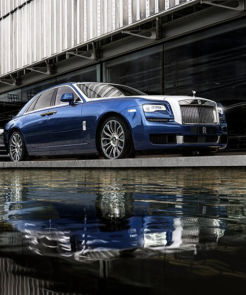 rolls-royce ghost zenith collection limited to only 50 editions