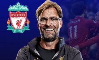 REVEALED: Liverpool lead Man Utd in race for €100million attacker transfer