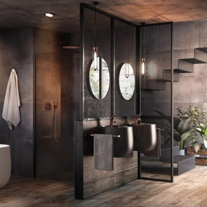 Roca launches bathroom collection made from innovative design material Surfex