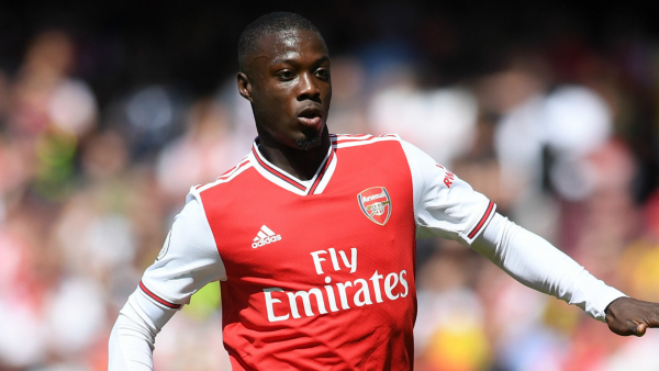 Nicolas Pepe: Why I joined ambitious Arsenal