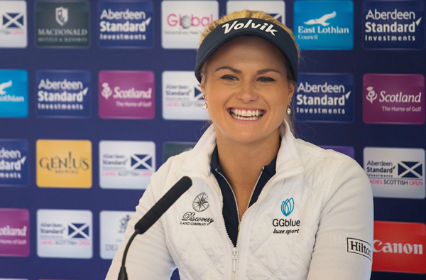 Carly Booth Hoping for Home Glory