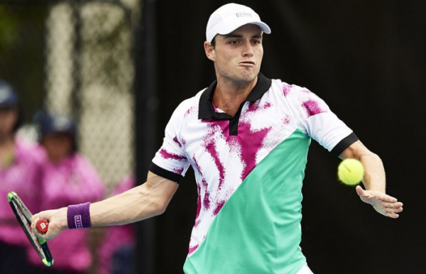 First career ATP Challenger title for O'Connell