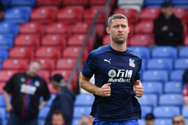 Crystal Palace defender Gary Cahill ready for debut as tough Man Utd trip looms