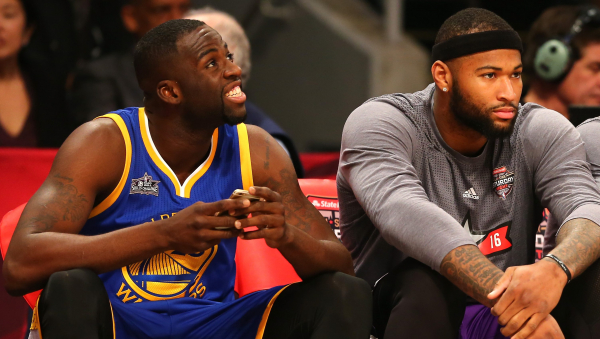 Draymond Green says he's 'at a loss for words about' DeMarcus Cousins injury
