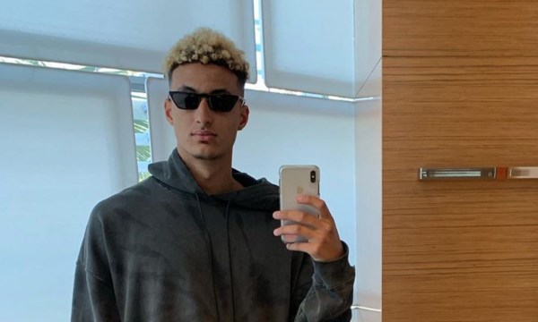 NBA players roast Kyle Kuzma over outfit posted to Instagram (PHOTOS)