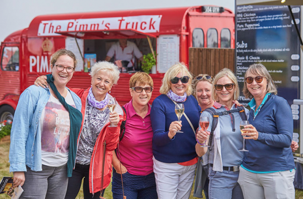 Get into Golf group enjoys Ladies' Day