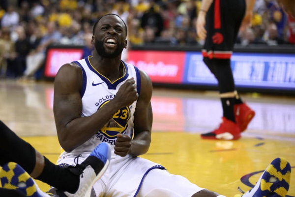 Draymond Green: Talk of Warriors Missing Playoffs 'Crazy to Me'