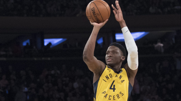 "Victor Oladipo says Pacers ""definitely"" a playoff team, maybe more in wide-open East"