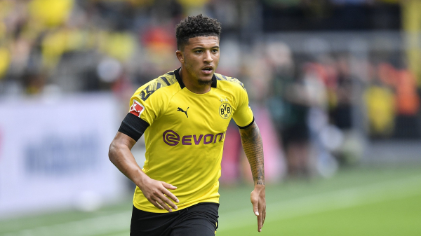 Ole Gunnar Solskjaer makes signing Jadon Sancho his top priority for Manchester United in January