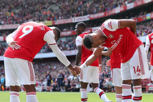Arsenal vs Burnley highlights: Goals and action from Premier League clash at Emirates Stadium