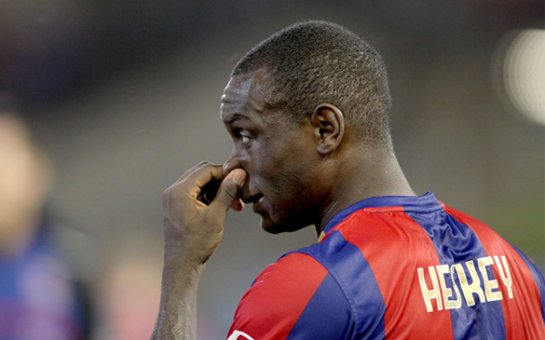 Former Liverpool star Emile Heskey reveals time he tried to ATTACK manager
