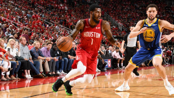 Report: Iman Shumpert rejects offer from Rockets, who'll have several familiar names in minicamp