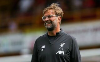 Liverpool handed boost ahead of Champions League clash vs Napoli as first team duo a doubt for Italian giants