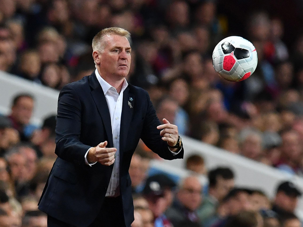 Aston Villa vs West Ham: Manager Dean Smith isnt concerned by Villas lack of goals