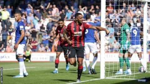 Wilson scores twice as Bournemouth beat Everton