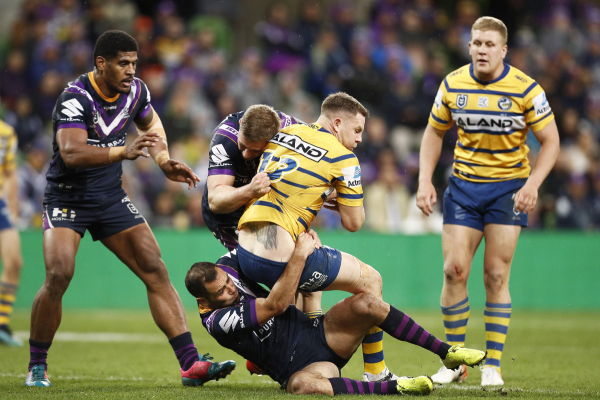 NRL Straight Six: Melbourne still magic, Cameron Smith still available
