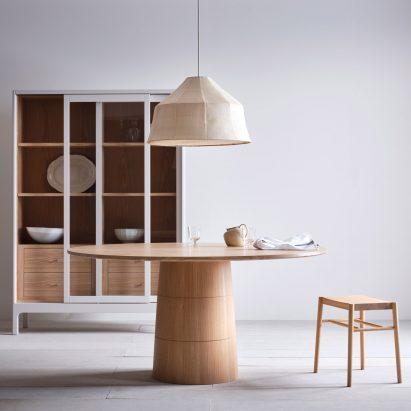 "Pinch's latest designs express a ""restrained interpretation of luxury"""