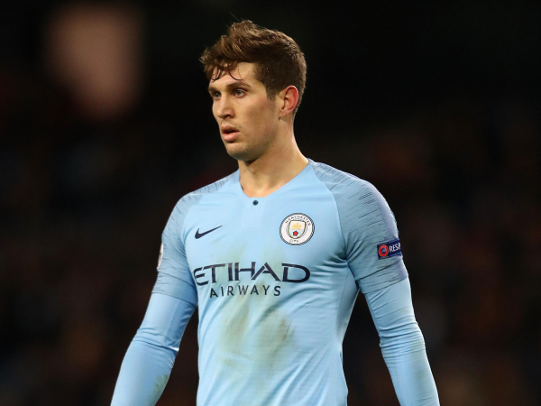 John Stones injury: Nine games Manchester City defender could miss with Liverpool return possible