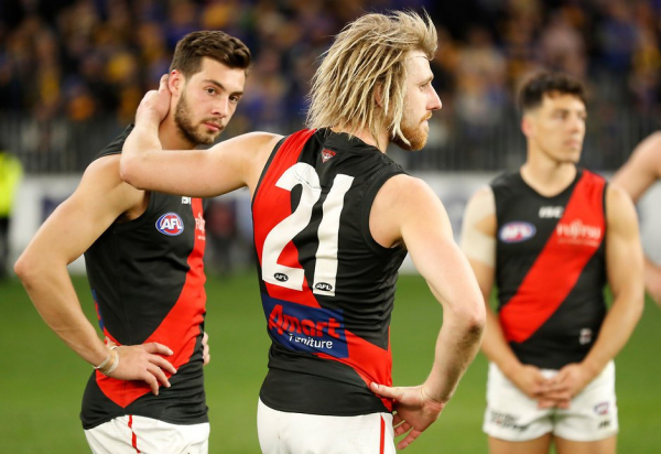 Indicative draft order: Dons and Dogs locked in, Giants' double win