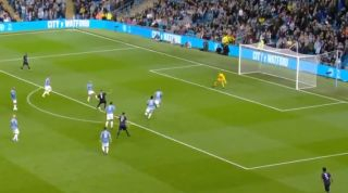 Video: Robin van Persie comes back to haunt Manchester City with superb goal in Vincent Kompany testimonial