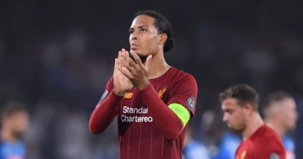 Pundit calls out 'lazy' Liverpool defender for mistake