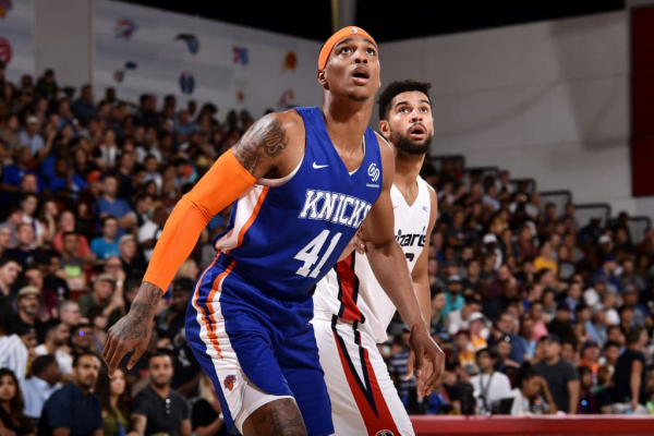 Kenny Wooten Inks Training Camp Deal With Knicks