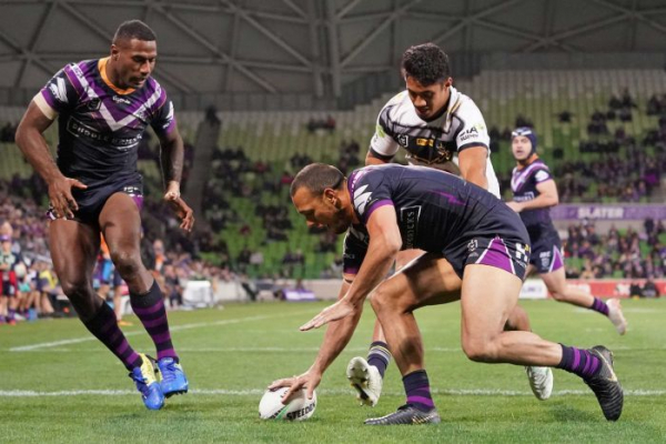 Storm get the job done, Eels jump Manly into fifth