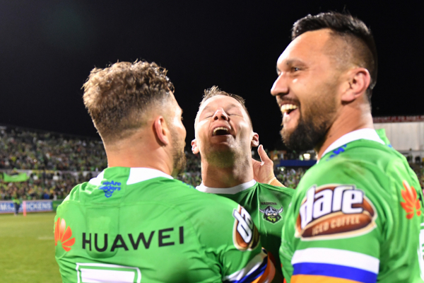 NRL straight six: Ricky Stuart leads way for Canberra Raiders