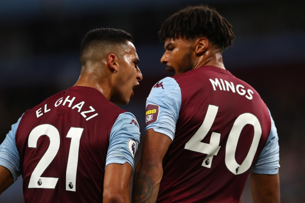 Mark Noble: Clash of team-mates Anwar El Ghazi and Tyrone Mings showed Aston Villa are up for fight