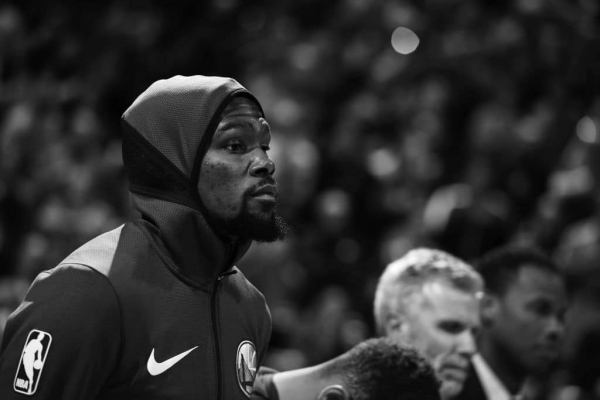 Kevin Durant: 'I Don't Trust Nobody' in OKC