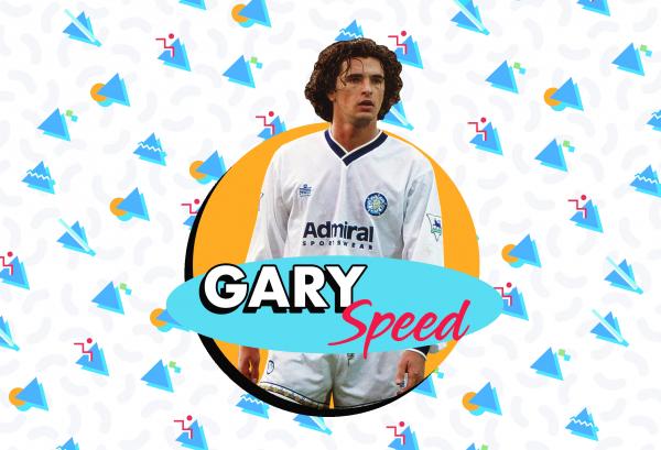 Names of the Nineties: Gary Speed